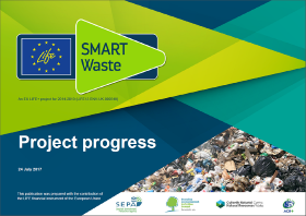 LIFE SMART Waste digital brochure